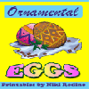 Thumbnail Printable Easter Eggs - Easter Coloring Pictures